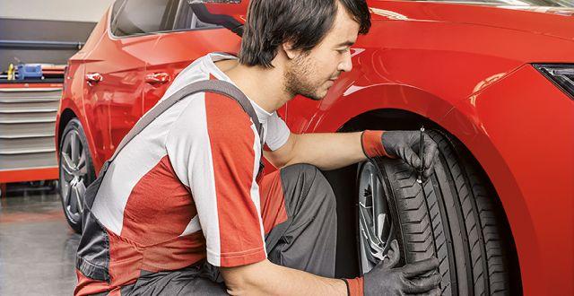 En Septiembre, los Neumáticos de tu SEAT, al mejor precio