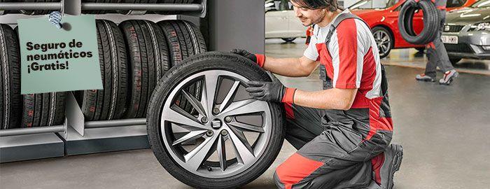 Como detectar un desgaste en los neumáticos de tu SEAT