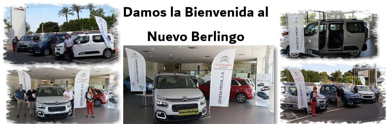 Ya está aquí el Nuevo Citroën Berlingo