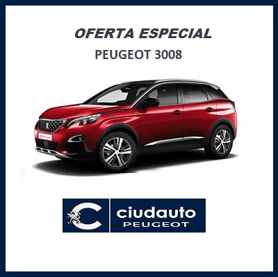 Peugeot 3008 GT BlueHDi 180 EAT8 Rojo Ultimate