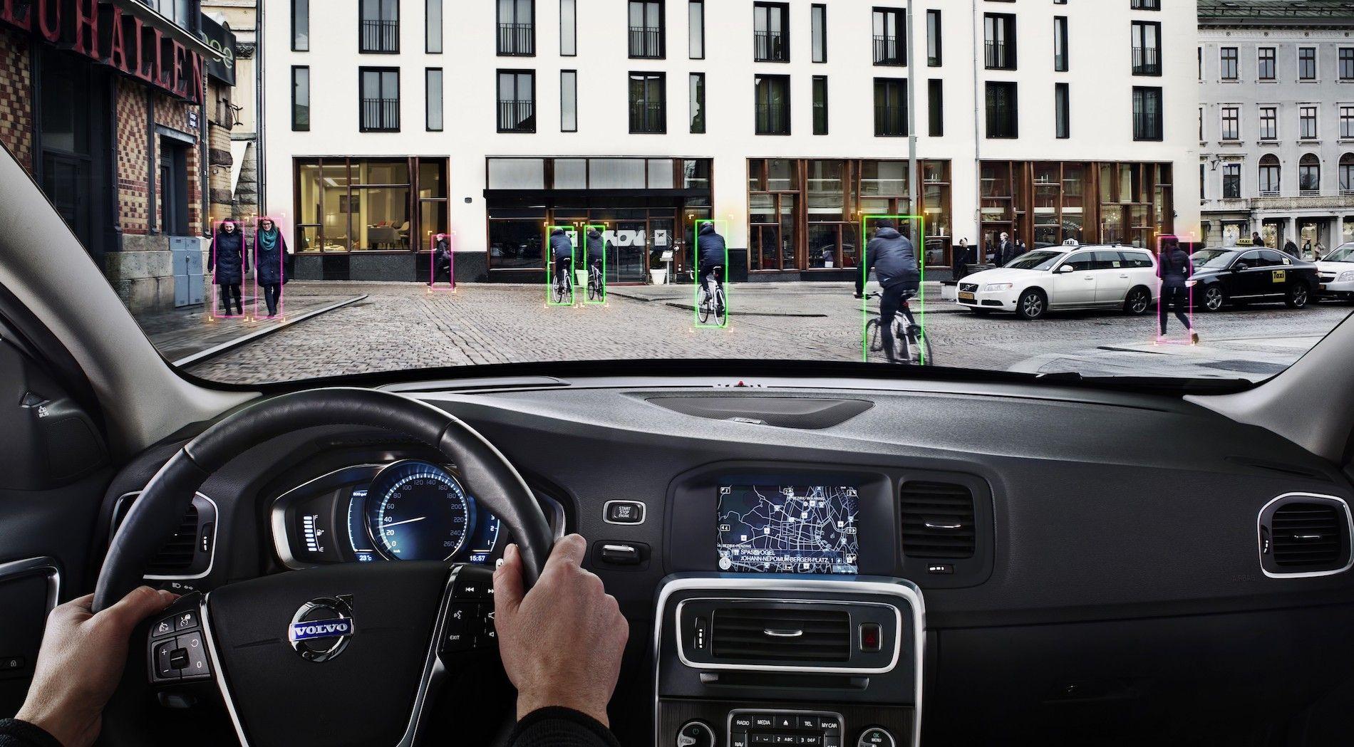 City Safety Volvo, seguridad en la carretera