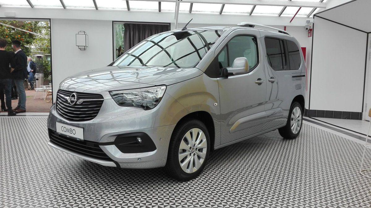 Presentación de la nueva Opel Combo Life