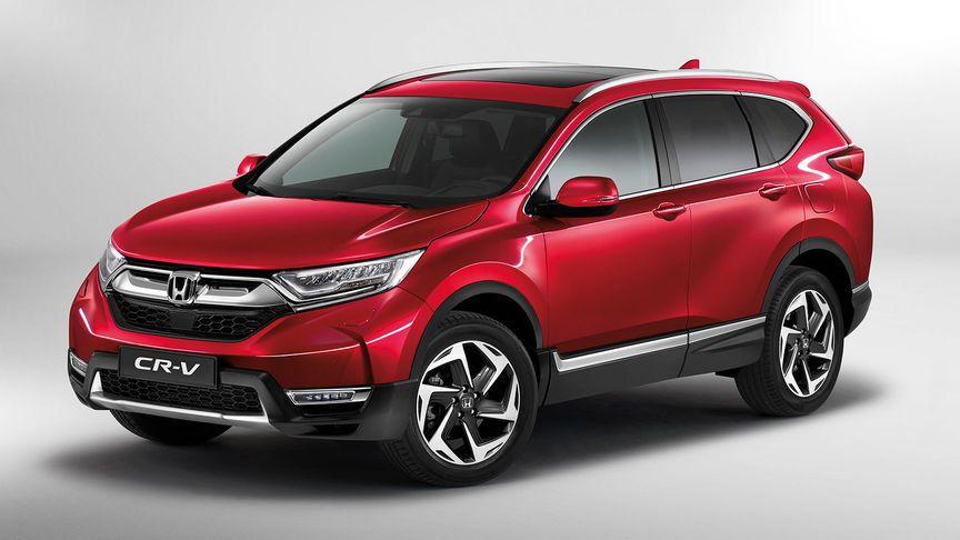 Nuevo Honda Crv con promocion de 3.000€ para unidades de Lanzamiento!!