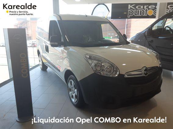 Liquidación 3 unidades Opel COMBO CARGO con todo el equipamiento por 10.500€*