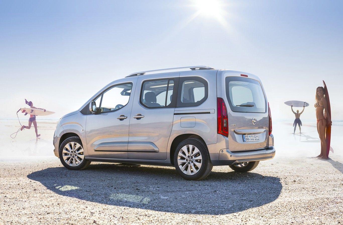 Conoce algo más sobre el Nuevo Opel Combo Life. ¡Ya disponible en Opel Jaén!