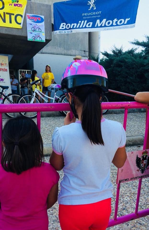 Día de La Bicicleta 2018 en Santa María de Benquerencia