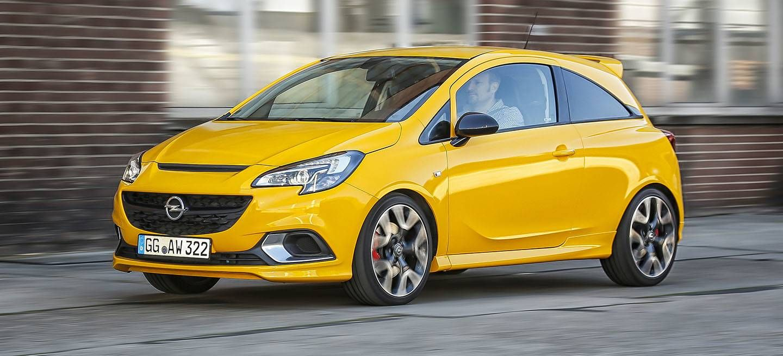 El Nuevo Opel Corsa GSI