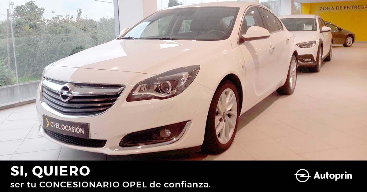 Llévate este Opel Insignia Excellence 1.6 CDTi 136 CV por 18.990€