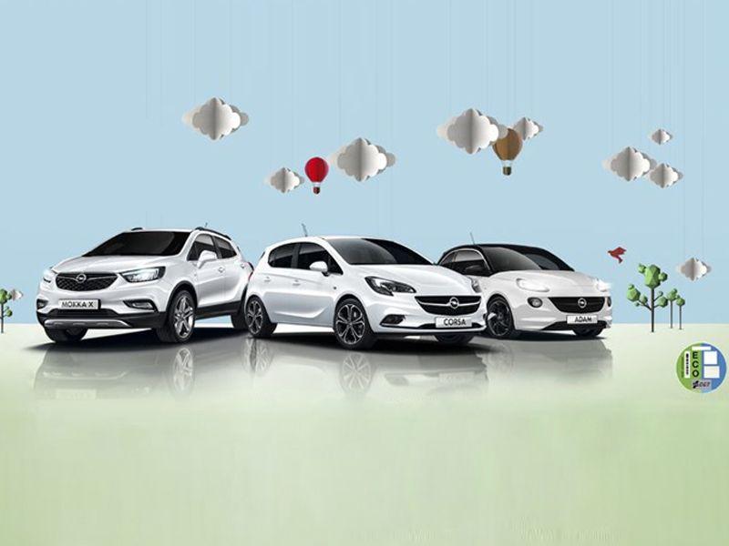 Oferta especial Gama Opel GLP AUTOGAS en Diso Huelva