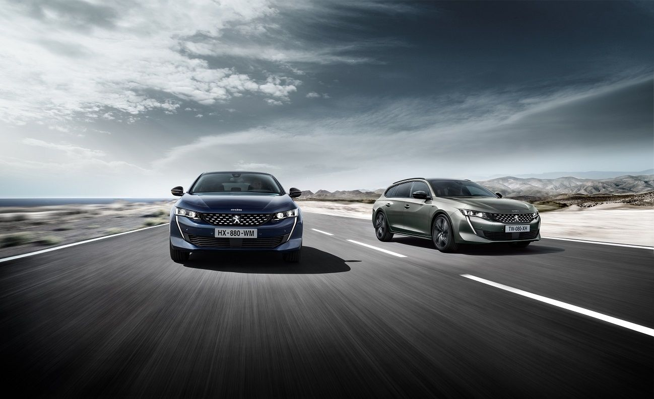 Peugeot 508 SW First Edition: Clase sin límites