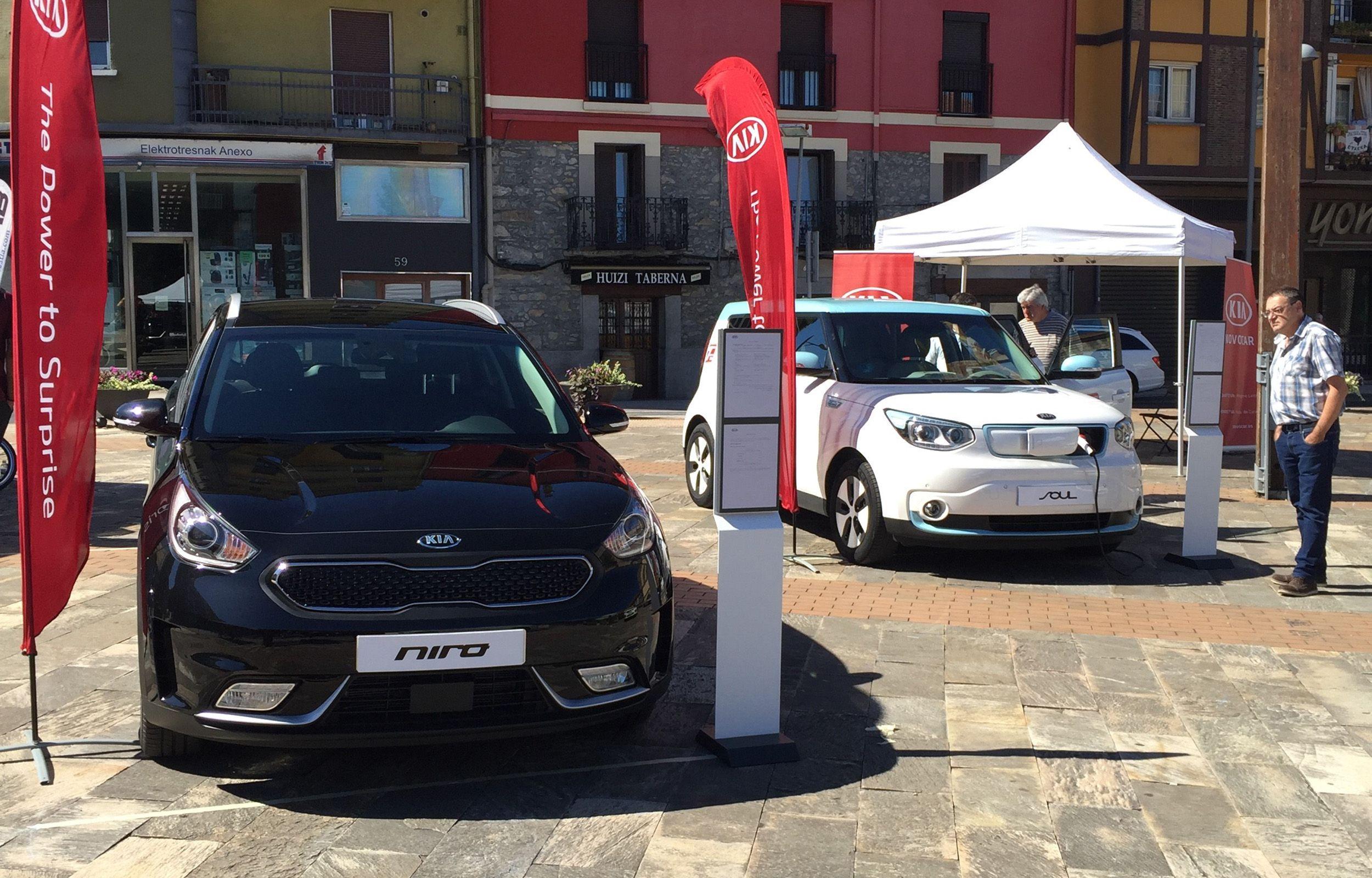 Kia Novocar con la Semana de la Movilidad Sostenible