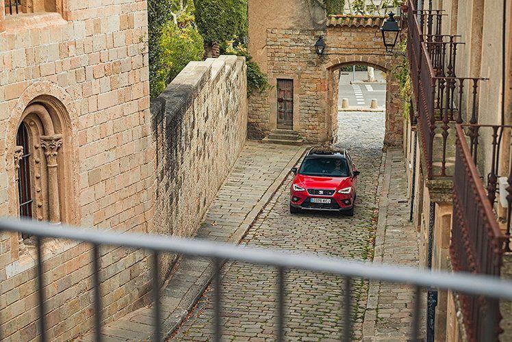 El nuevo SEAT Arona TGI llegará muy pronto a SEAT Aragón Car.