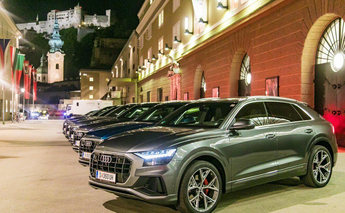 ¡Ha llegado el Audi Q8 a AVISA Audi!