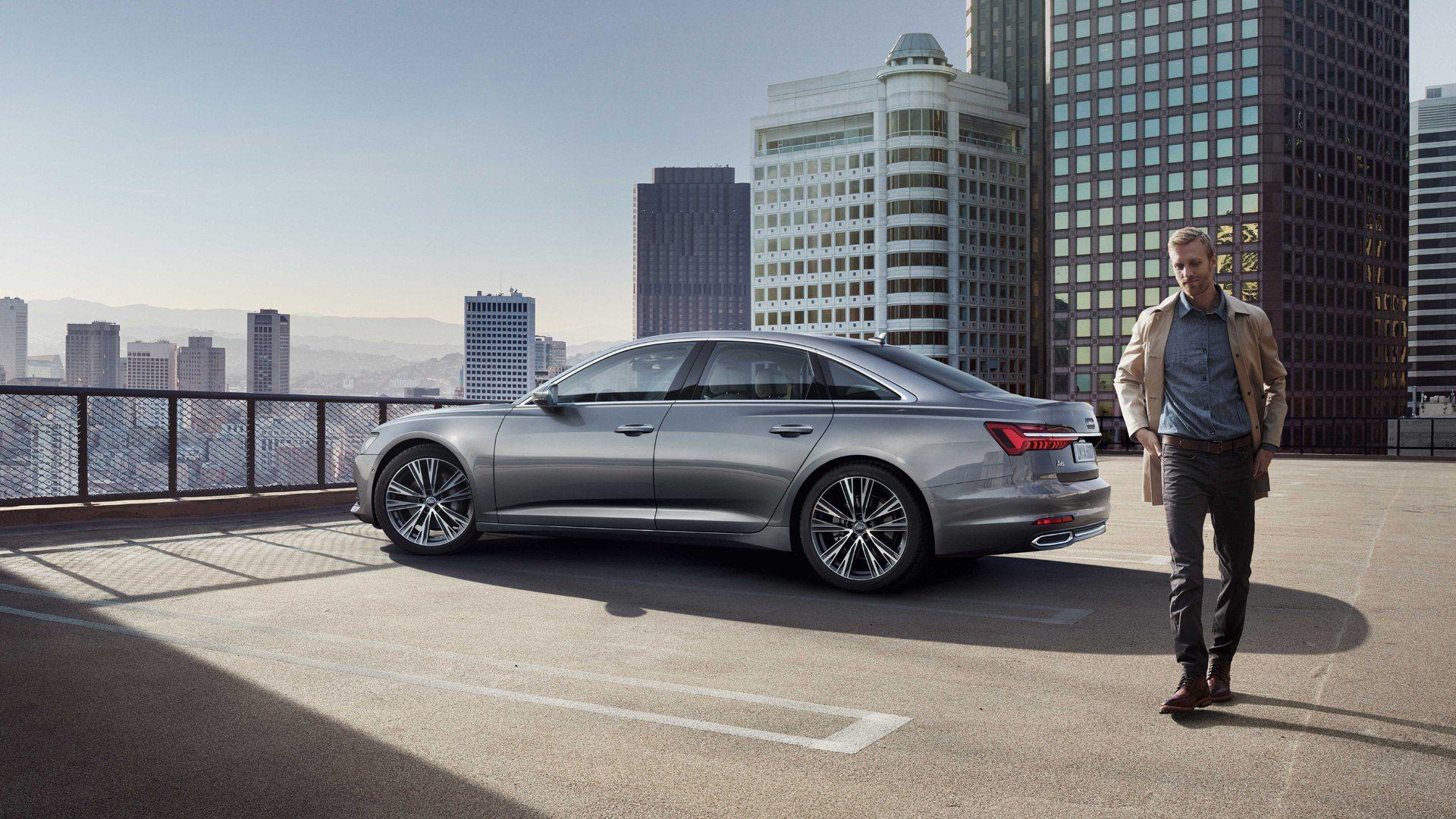 El nuevo Audi A6 está ya en AVISA Audi
