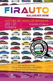 FIRAUTO BALAGUER 2018