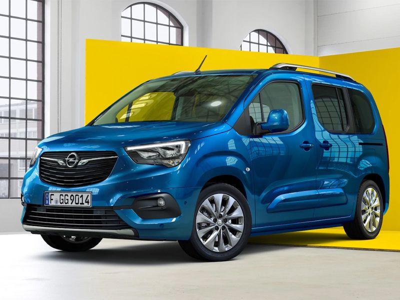 Opel Combo Life: nuevos caminos por descubrir.