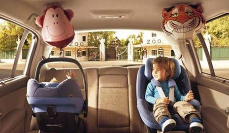 En Citroën Talleres Alcántara cuidamos de los más pequeños