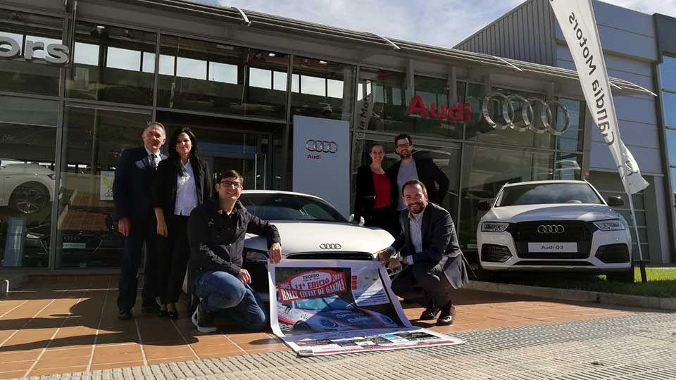 Presentación oficial de la 11ª Edición del Rally Ciutat de Gandia & Trofeo Villa de Pego