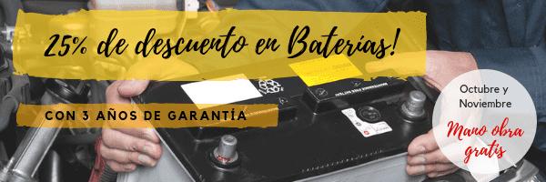 El moment de canviar la bateria del teu vehicle és ARA