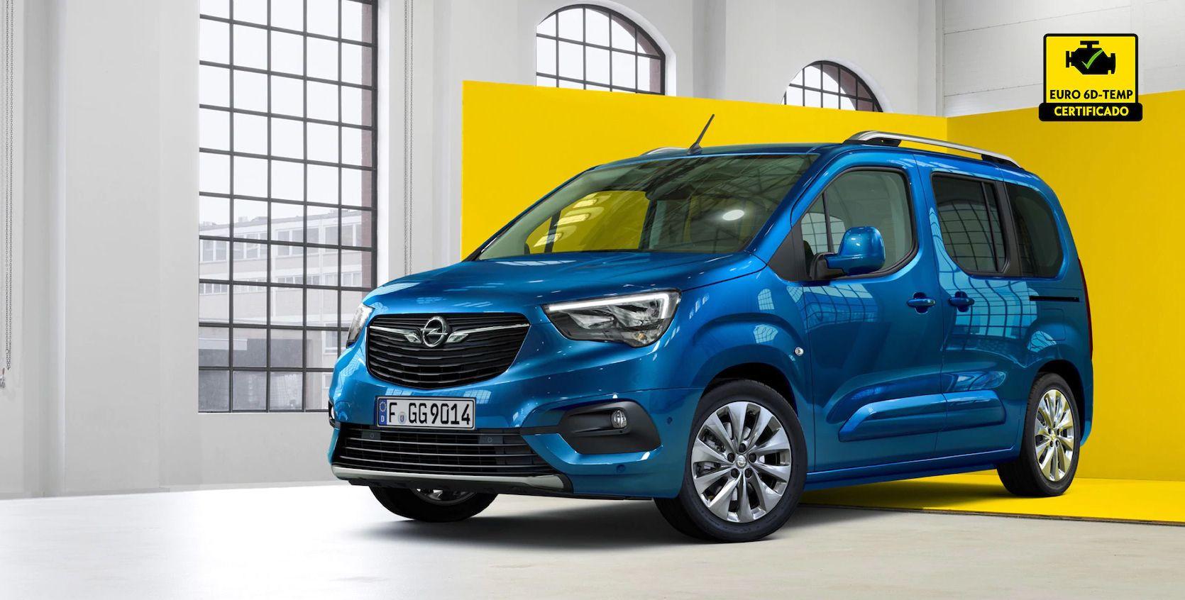 5 motivos por los que el Opel Combo Life es el monovolumen que necesitas