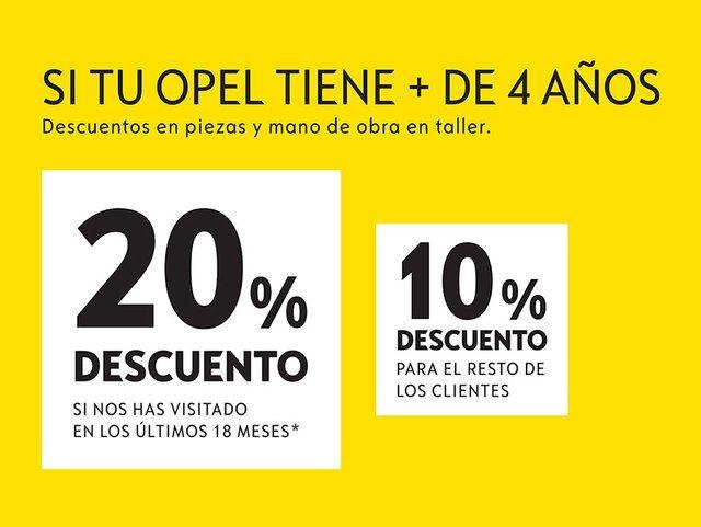 SIEMPRE OPEL: Tu Confianza en Opel tiene Premio