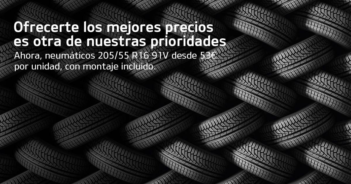 ¡Promoción Neumáticos!