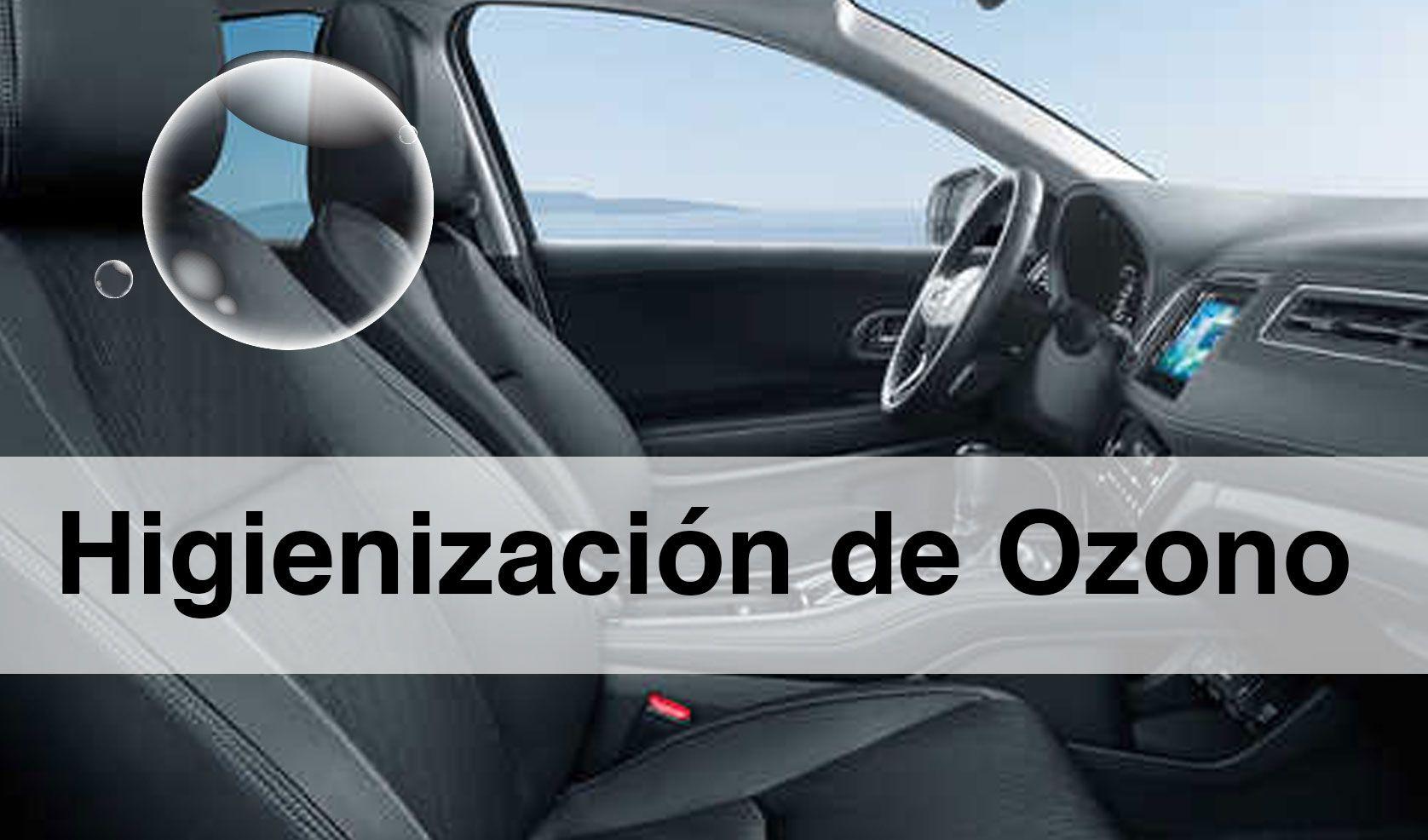 Lo que la higienización de Ozono puede hacer por tu Honda