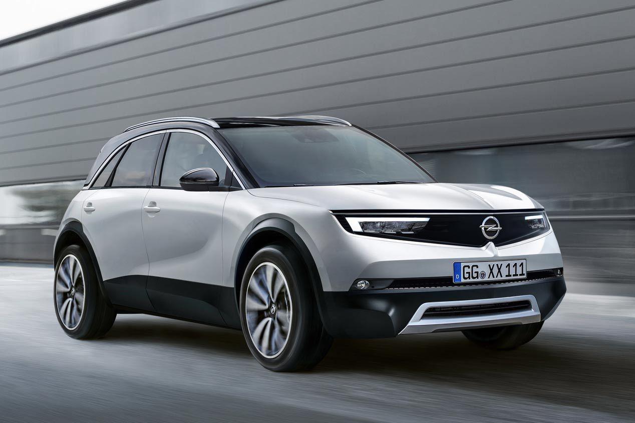 Opel Mokka X se reinventa en 2020