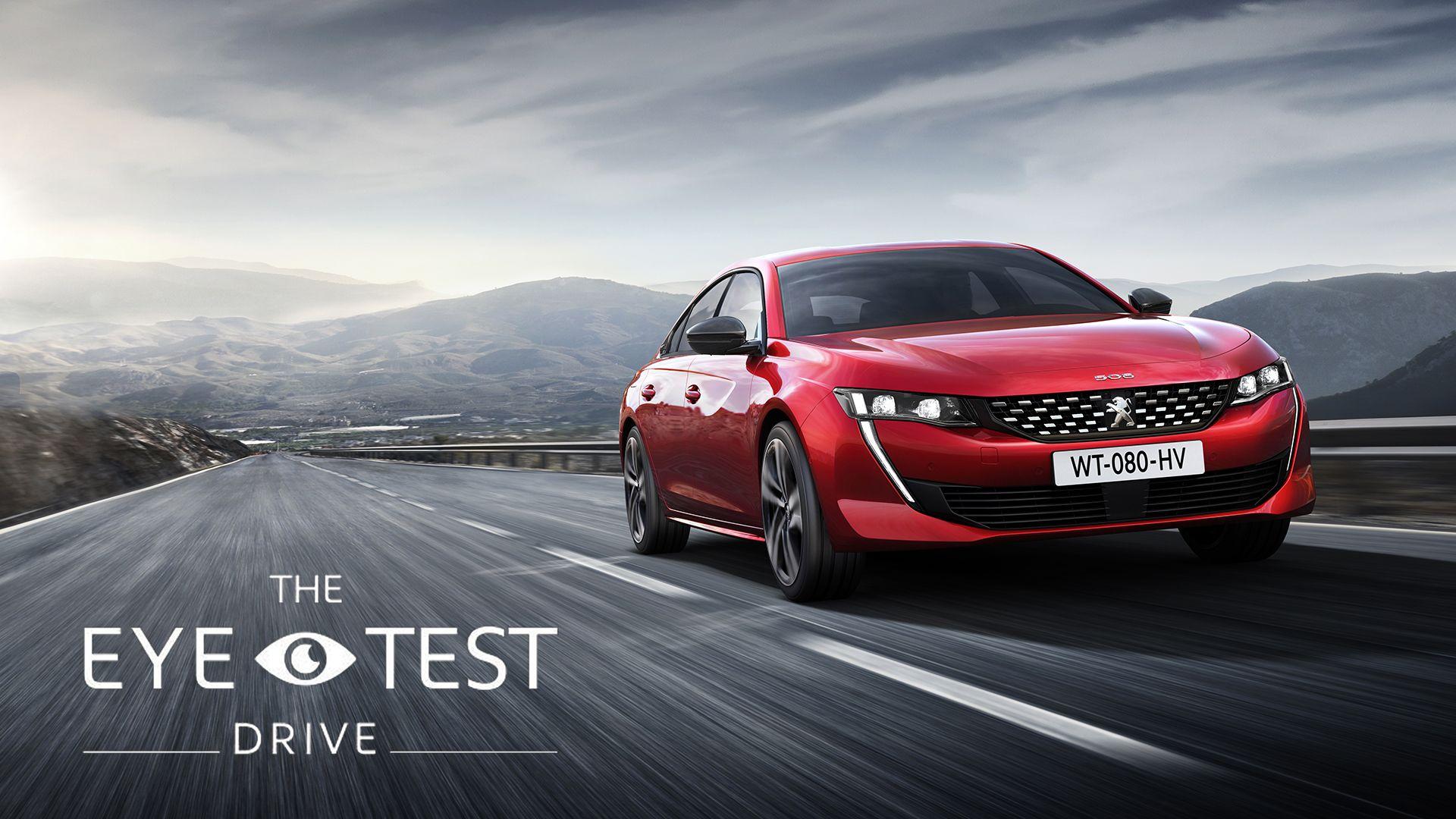 ¿Todavía no conces el efecto Peugeot 508?