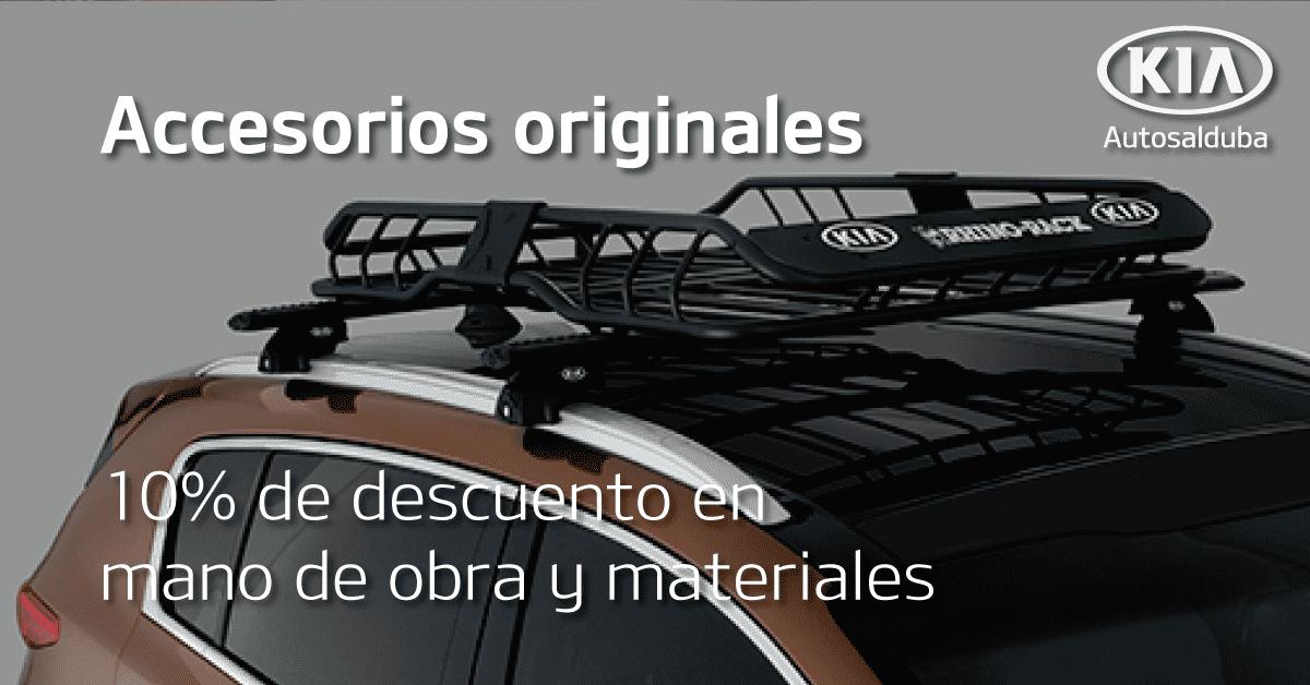 Oferta accesorios originales