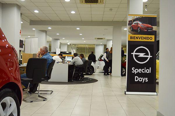 """Éxito de Opel Vara de Quart en el """"SPECIAL DAYS """"exclusivo para clientes"""