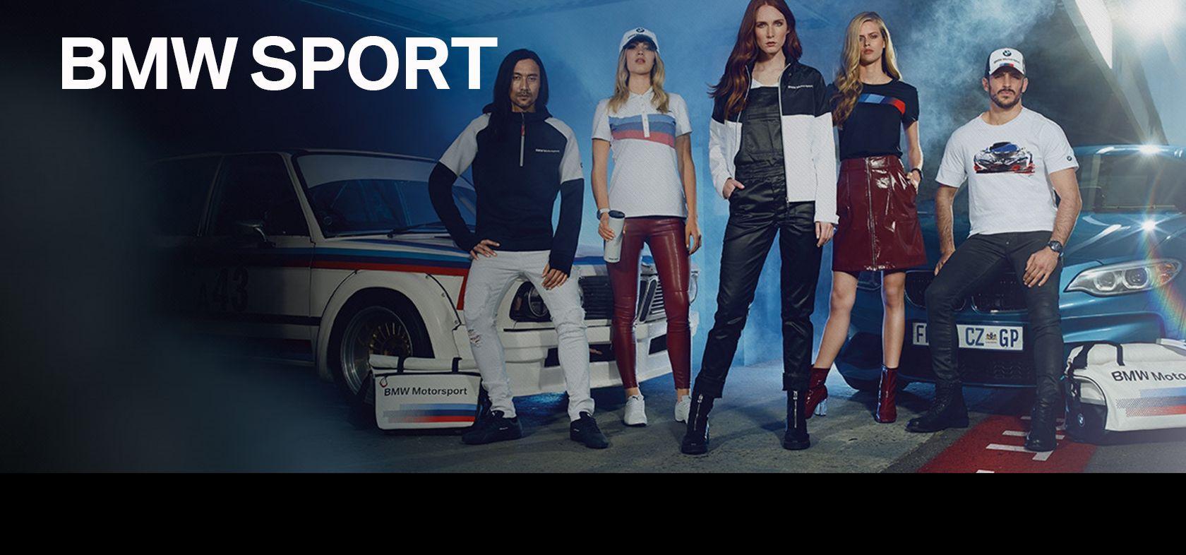 Productos BMW Sport
