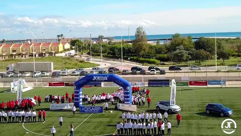 Presentación de todos los equipos de la UD Portuarios