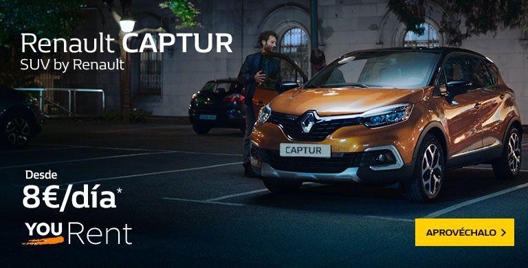 Renault CAPTUR SUV by Renault