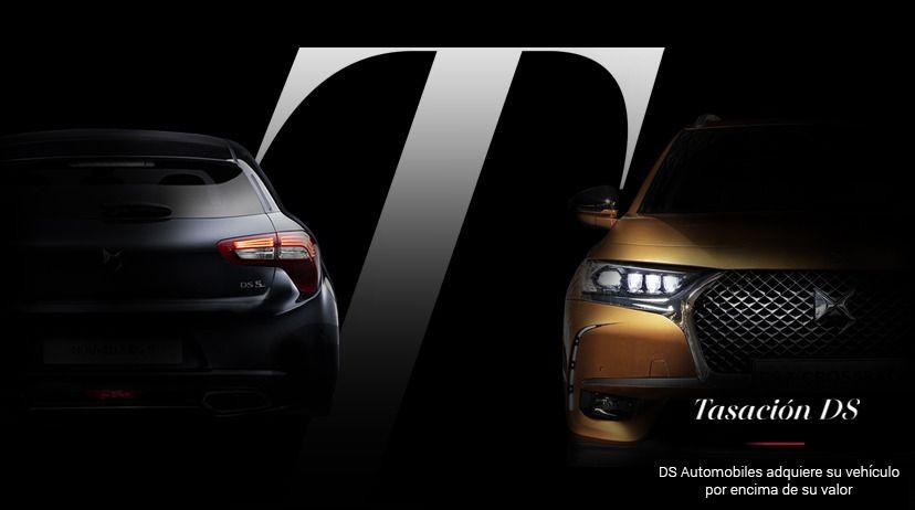 DS AUTOMOBILES le ofrece una sobretasación de hasta3.000 €por su vehículo