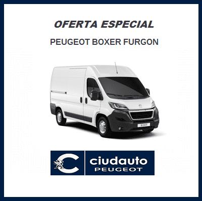 Peugeot Boxer Furgón Pack 335L2H2BHDI 130Blanco Banquise