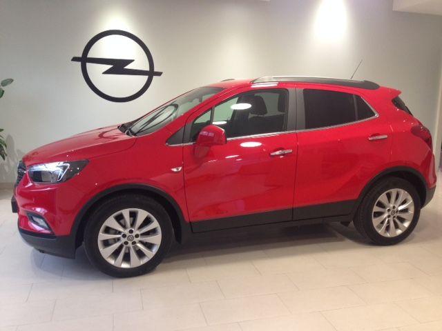 Opel Mokka X Excellence 1.6 cdti 136 cv AUTOMÁTICO de KM0 por 20600€*