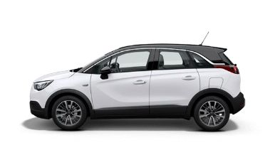 Opel Crossland X 1.2 60kW (81cv) por 139€/mes*