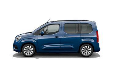 Nuevo Opel Combo Life - desde 169€/mes* con 4 años de mantenimiento y garantía