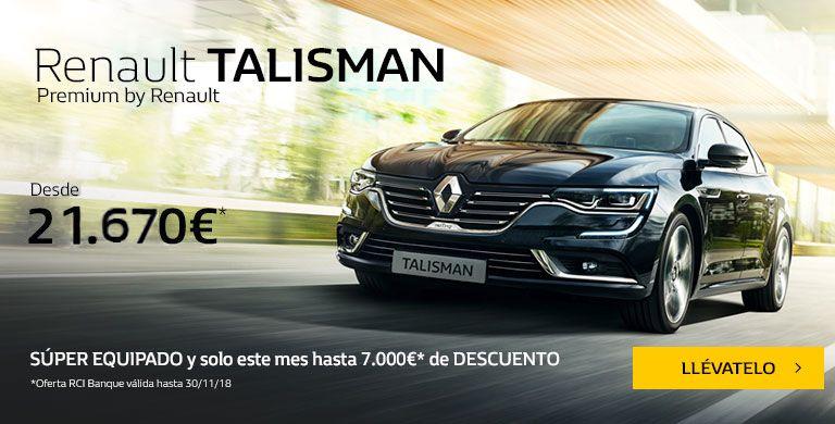 Renault TALISMAN Premium by Renault