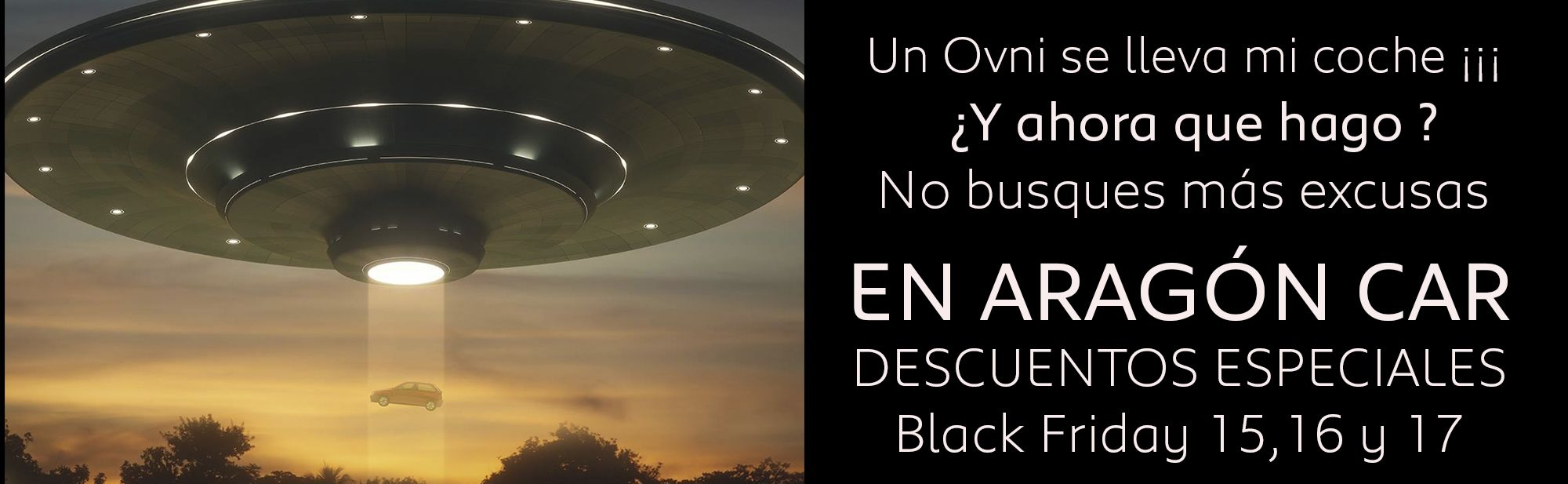 Nos adelantamos al Black Friday