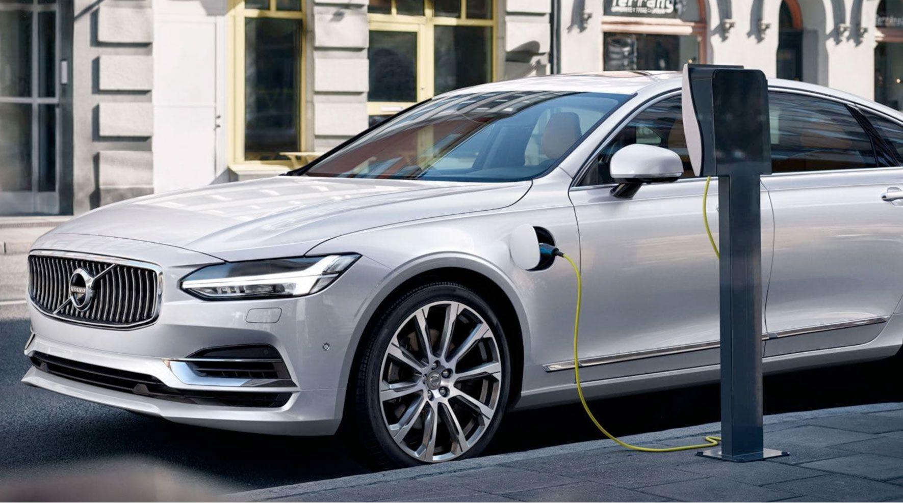 Vehículos eléctricos, estrategia Volvo 2019-2021