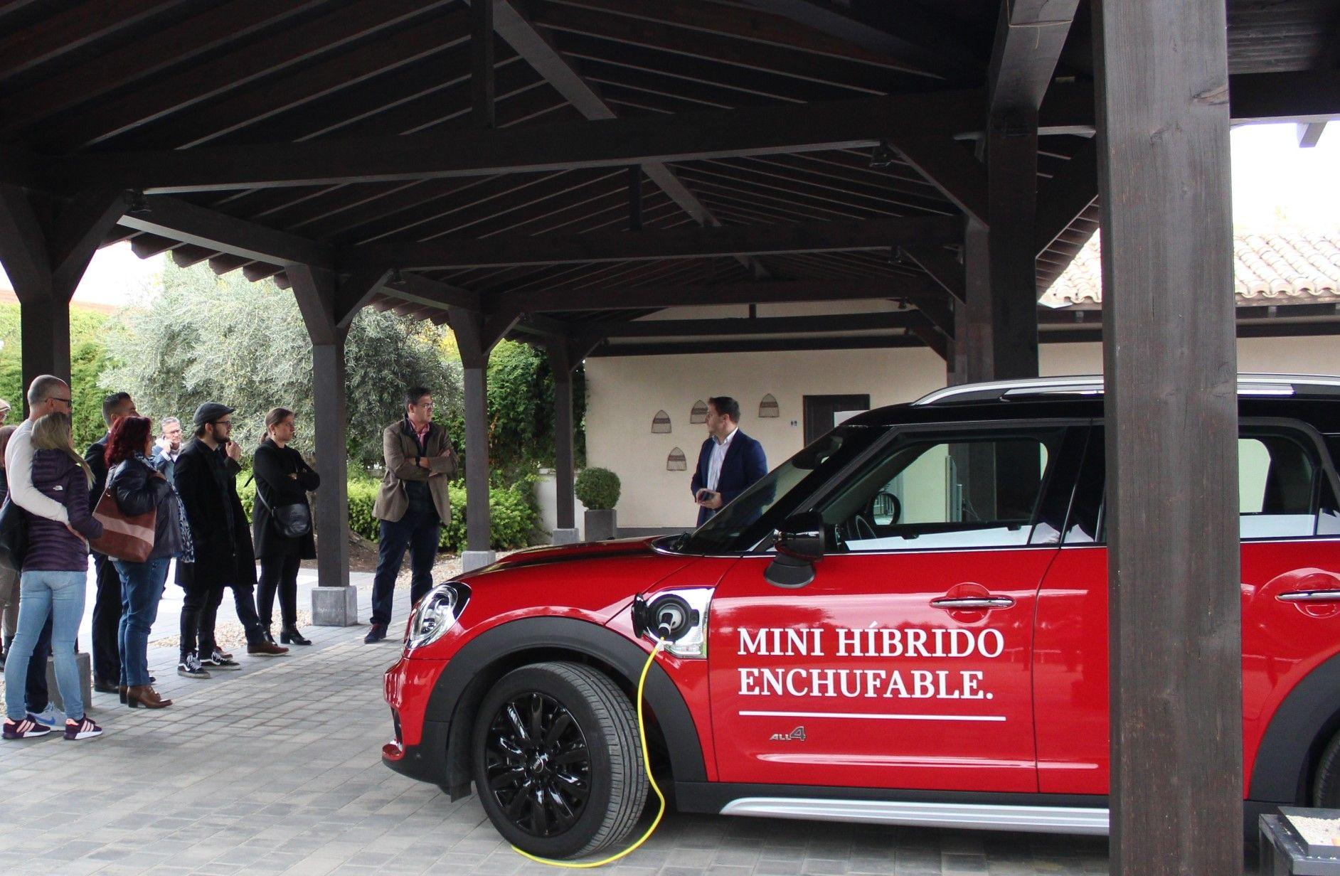 I Jornada de Sostenibilidad MINI en Toledo