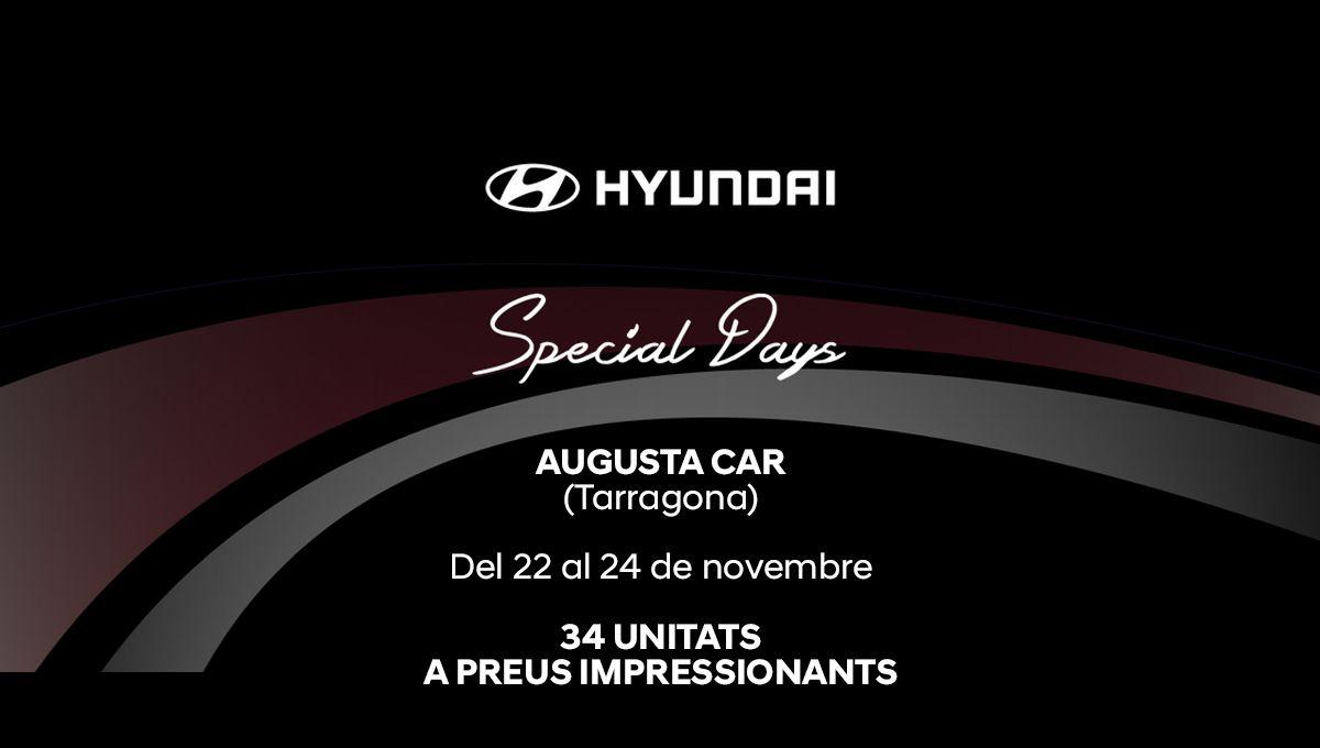 Vuelven los Special Days en Augusta Car por última vez en 2018!