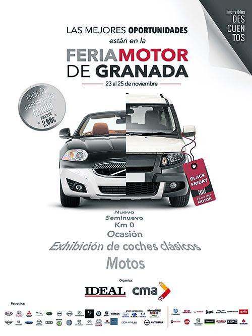 Opel Autiberia presente en la Feria Motor de Granada
