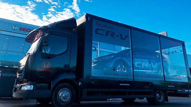¡Estrenamos ruta! conoce nuevo Honda CR-V en persona y ¡participa en nuestro concurso!