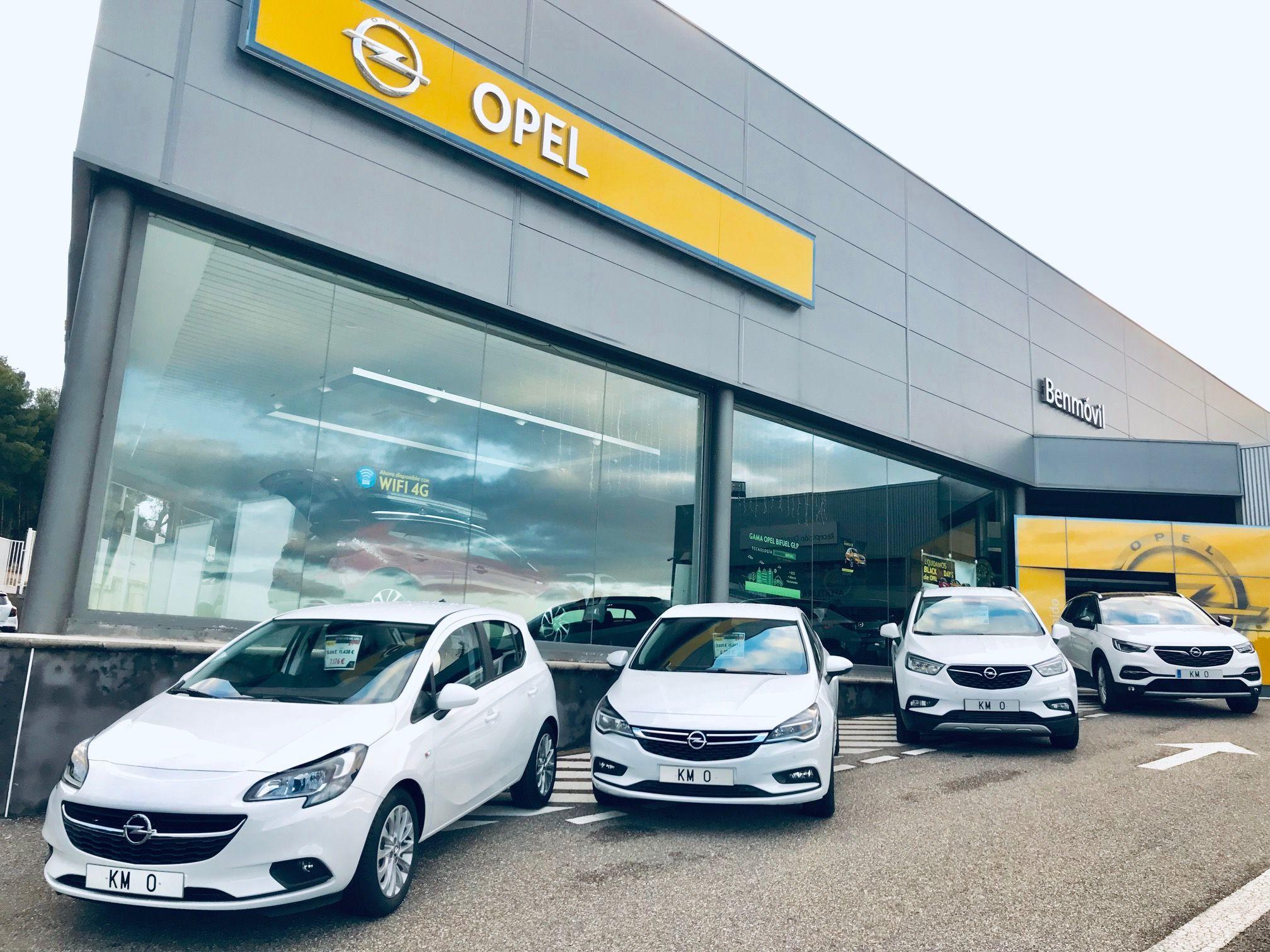 Limite 48 horas para unicos 4 Opel KM0