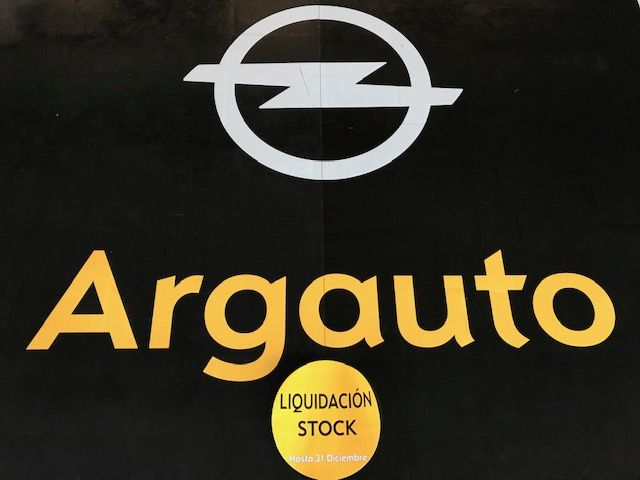 LIQUIDACION STOCK ARGAUTO