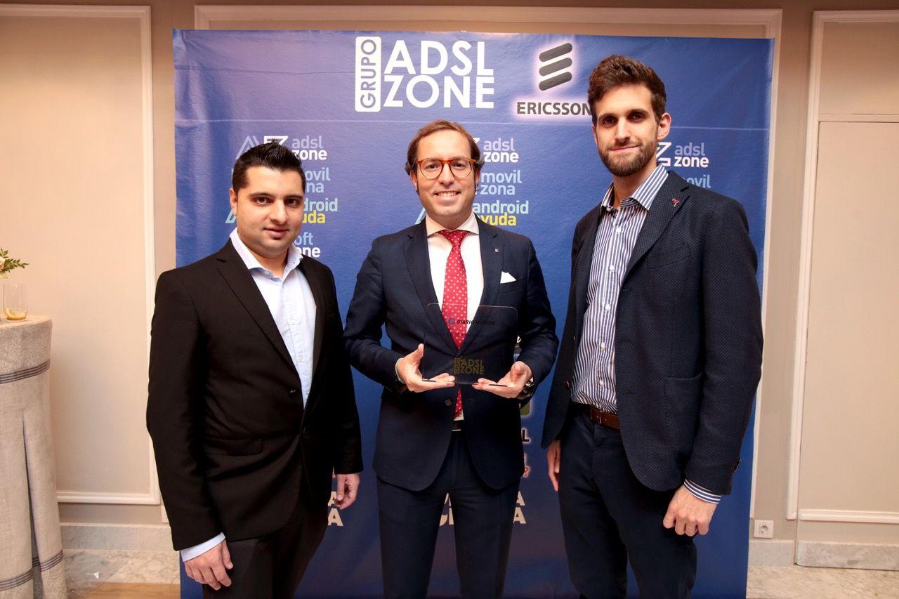 SEAT recibe el premio a la Mejor Transformación Digital
