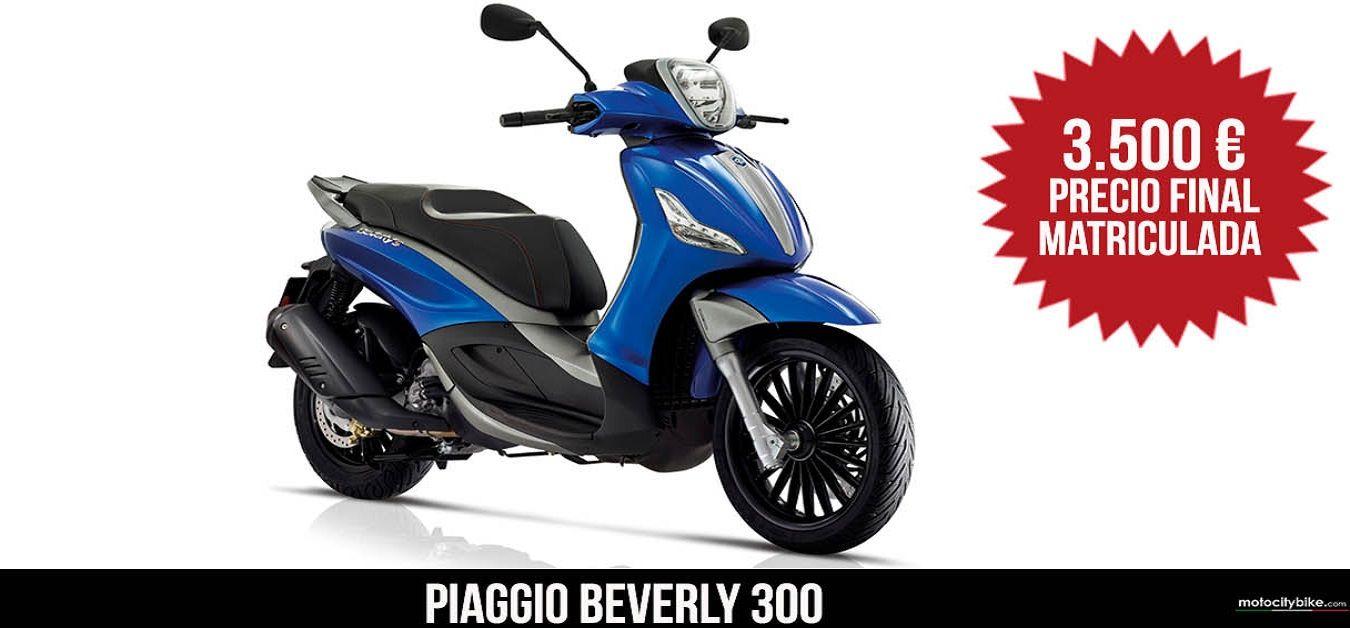 PIAGGIO BEVERLY 300